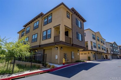 San Marcos Condo/Townhouse For Sale: 429 Mission Villas Rd
