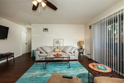 Chula Vista Condo/Townhouse For Sale: 610 Telegraph #Unit #A