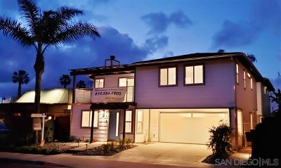 Imperial Beach Multi Family Home For Sale: 118 Elm Ave