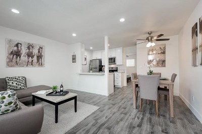San Diego Condo/Townhouse For Sale: 3870 37th Street #2