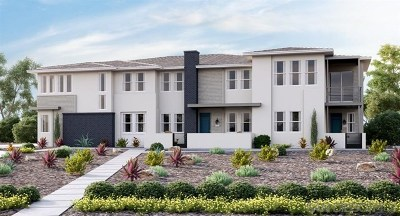 San Diego Condo/Townhouse For Sale: 16750 Coyote Bush Drive #18