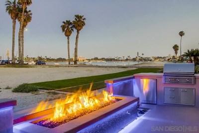 San Diego Multi Family Home For Sale: 3525 Bayside Walk