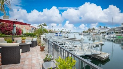 Coronado Condo/Townhouse For Sale: 89 Port Of Spain Rd