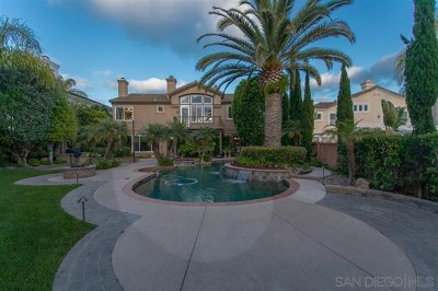 San Diego Single Family Home For Sale: 13152 Winstanley Way