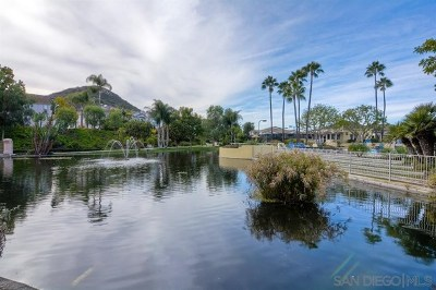 San Diego CA Condo/Townhouse For Sale: $520,000