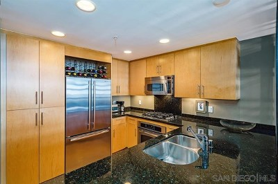 San Diego CA Condo/Townhouse For Sale: $484,900