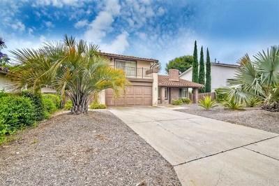 Solana Beach Single Family Home For Sale: 1463 Santa Marta Ct