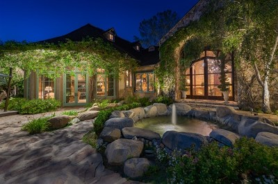 Fairbanks Ranch Single Family Home For Sale: 16902 Via Cuesta Verde