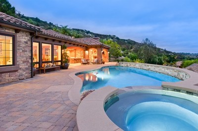 Poway Single Family Home For Sale: 15715 Bowl Creek Road