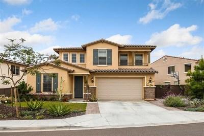Vista Single Family Home For Sale: 507 Machado Way