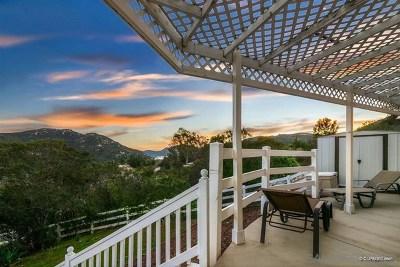 El Cajon Single Family Home For Sale: 705 Rosalie Way