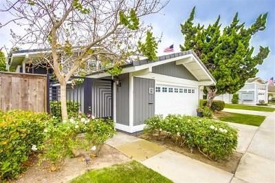 Coronado Single Family Home For Sale: 20 Catspaw Cape
