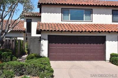 Santa Maria Condo/Townhouse For Sale: 4595 Foxenwood Lane