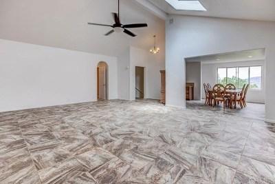 El Cajon Single Family Home For Sale: 538 Mountain View Road
