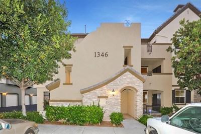Chula Vista Condo/Townhouse For Sale: 1346 Nicolette Ave. #1226