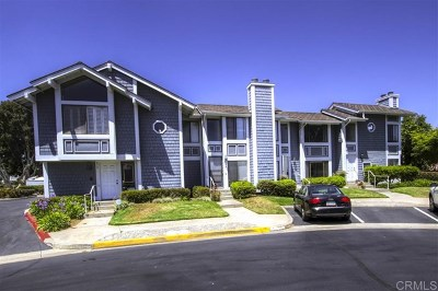 Carlsbad Condo/Townhouse For Sale: 876 Marigold