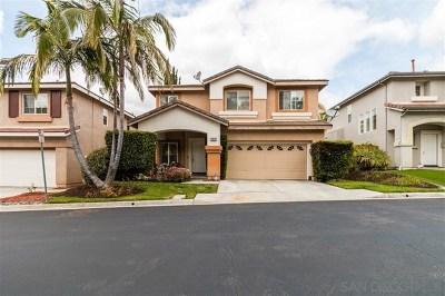 San Diego Single Family Home For Sale: 11035 Kika Ct