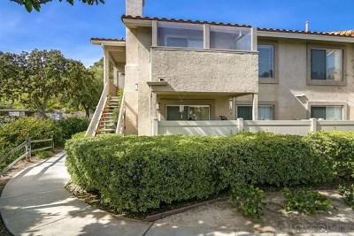 El Cajon Condo/Townhouse For Sale: 11580 Fury Ln #165