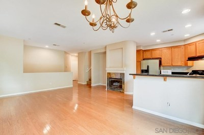 San Marcos Condo/Townhouse For Sale: 837 Ballow Way