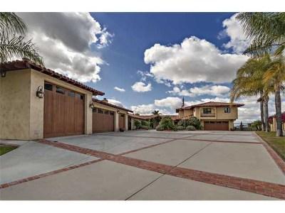 La Mesa Single Family Home For Sale: 9480 La Cuesta Drive