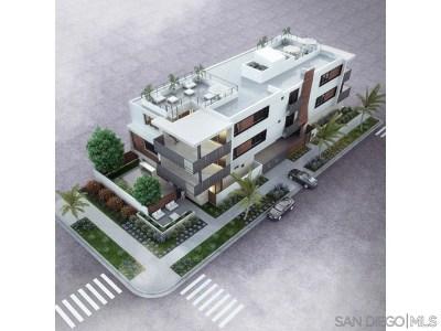 Coronado Condo/Townhouse For Sale: 1014 5th St #1A