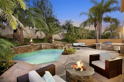 San Diego Single Family Home For Sale: 5528 Havenridge Way