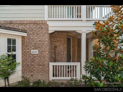 San Diego Single Family Home For Sale: 6111 African Holly Trl