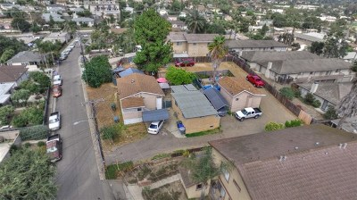 Vista Multi Family Home For Sale: 307 E Orange St