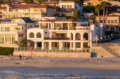 La Jolla Single Family Home For Sale: 7400 Vista Del Mar Ave