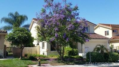Poway Single Family Home For Sale: 12721 Oak Knoll Road