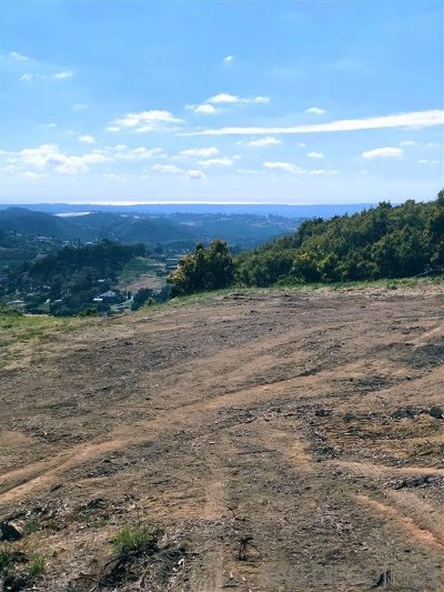 Vista Residential Lots & Land For Sale: Gopher Canyon Rd