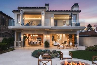 Encinitas Single Family Home For Sale: 824 Neptune