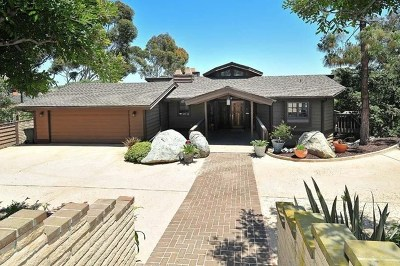 Chula Vista Single Family Home For Sale: 5 2nd Ave