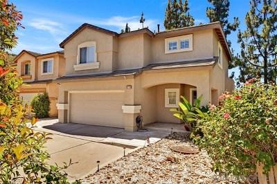 San Diego Single Family Home For Sale: 9719 Kika Ct.