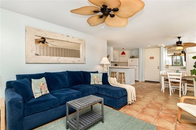Oceanside Condo/Townhouse For Sale: 999 N N Pacific St #G222