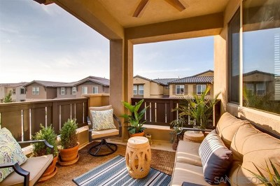 Oceanside Condo/Townhouse For Sale: 1325 Via Lucero
