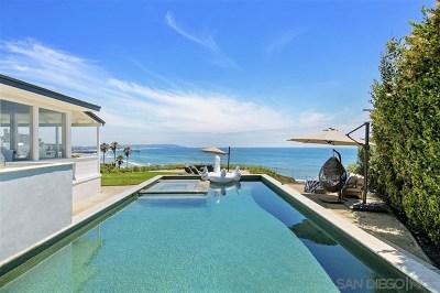 La Jolla Single Family Home For Sale: 5160 Chelsea St