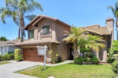 San Diego Single Family Home For Sale: 4914 Caminito Vista Lujo