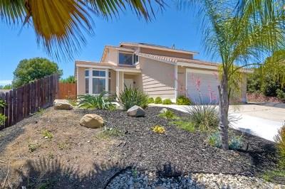 Temecula Single Family Home For Sale: 41667 Chablis Ct.