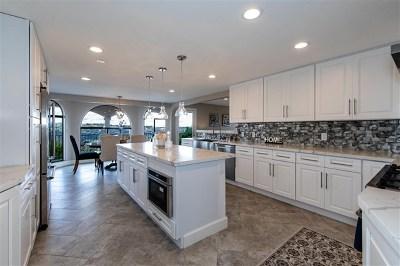 Rancho Santa Fe Single Family Home For Sale: 7087 Rancho Santa Fe View Court