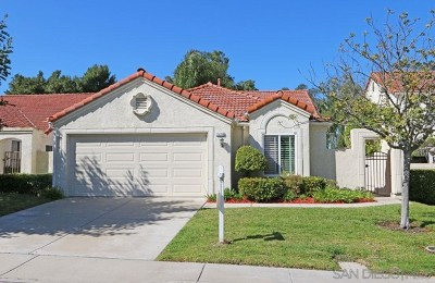 San Diego Single Family Home For Sale: 15198 Avenida Rorras