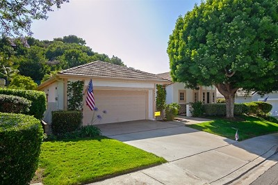 San Diego Single Family Home For Sale: 14170 Steeple Chase Row