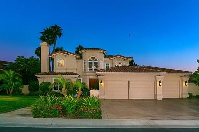 Rancho Santa Fe Single Family Home For Sale: 15511 Churchill Downs