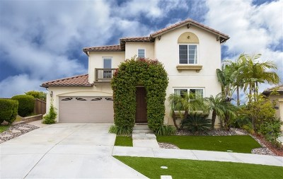 Carlsbad Single Family Home For Sale: 3535 Rockridge