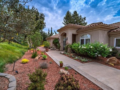 Fallbrook Single Family Home For Sale: 4055 Millagra Dr