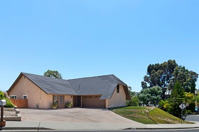 Carlsbad Single Family Home For Sale: 1851 Tule Ct.