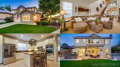 Carlsbad Single Family Home For Sale: 3525 Hummock