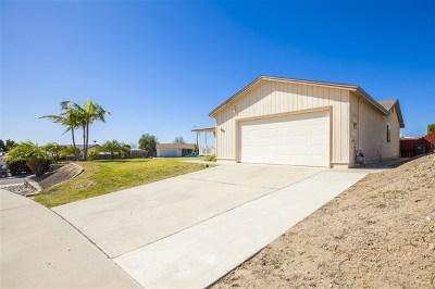 Chula Vista Single Family Home For Sale: 463 Thrush Street