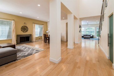 San Diego Single Family Home For Sale: 4487 Philbrook Sq