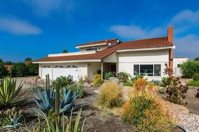 San Diego Single Family Home For Sale: 17952 Sencillo Drive